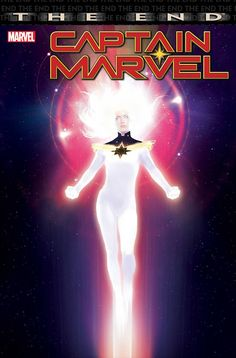 THE FINAL CAPTAIN MARVEL STORY! Fifty years ago, Carol Danvers went into the deepest reaches of the cosmos to spread peace and justice and she hasn't seen a familiar face since! Whatever happened to the planet she once called home? Kelly Thompson, Marvel Comics, Marvel Comic Universe, Dragon Comic, Mark Bagley, Captain Marvel Carol Danvers, New Thor, Comics For Sale, Comic Book Collection