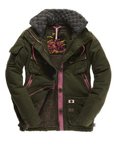 Superdry Ultimate Service Jacket - Women's Jackets & Coats