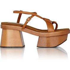 Stella McCartney Wooden-Platform