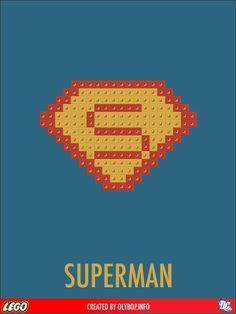 Superman - Lego