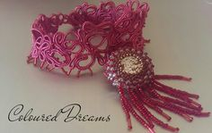 Soutache choker- Almost Royal