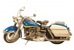 "George Pardos Collection ""Evolution of the Harley-Davidson Motorcycle"": 1965 Harley Davidson FL"