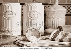 kitchen canisters - Google Search