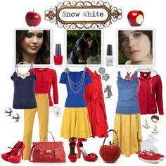 Fairy Tale Dreamcast :: Ellen Page, Snow White