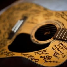 Bespoke Bride takes a look at the alternative options to a guest book, featuring everything between Jenga and guitars!