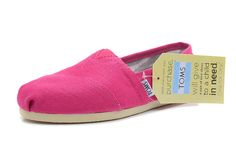 Earthwise Pink Women's Vegan Classics [Toms046] - $17.00 : Toms Shoes Outlet,Cheap Toms Shoes Outlet Save Up To 80% Off