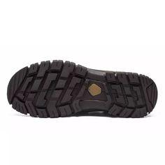 6b1b010d1 ODMORP hombres zapatos de cuero genuino Casual alta calidad comodidad  hombre de negocios calzado antideslizante goma