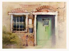 Painting On Location | John Lovett - Watercolor Workshop