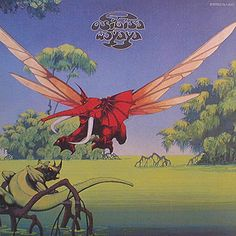 roger dean art | ... Curve on the Ecliptic: Arty Farty Friday ~~ Roger Dean & Album Art