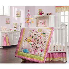 THE nursery bedding!!!