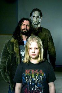 Michael Myers and Rob Zombie-Halloween............