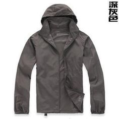 Autumn Rain Jacket ~ 15 Colors to Choose From!!