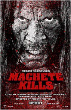 Danny Trejo, Machete Kills Poster