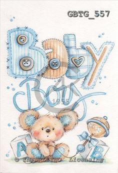 Theresa, BABIES, paintings, GBTG557,#b# bébé, illustrations, pinturas