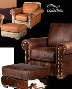 Delicieux Western Leather Sofa | Leather Furniture U0026 Chair With Free Shipping