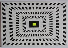 """#art """" Distance """"  Découpage/Collage. 30*21 cm. Papier Vivaldi, papier dessin à grain, papier fluo. Collage sur carton.  un-monde-de-papier.tumblr.com"""