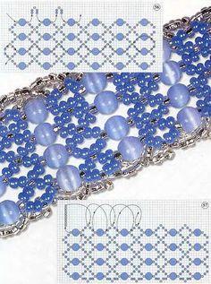 nice beads bracelet jewelry~