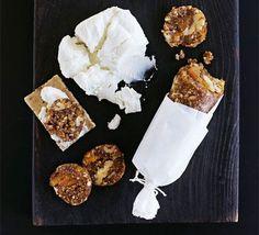 Fig & walnut log