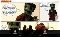 Comic Strip It!, una app gratuita para crear tiras cómicas en tu Android