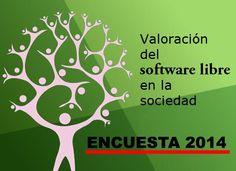 Comienza la encuesta de valoración del Software Libre 2014 - Contenido seleccionado con la ayuda de http://r4s.to/r4s