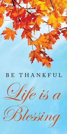 Church Banner - Fall & Thanksgiving - Be Thankful Thankful Verses, Thanksgiving Iphone Wallpaper, Church Banners, Ship, Printed, Fall, Business, Fabric, Tela