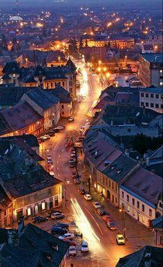 Thru Sibiu...Romania Places To Travel, Places To See, Travel Destinations, Sibiu Romania, Romania Bucharest, Romania Facts, Romania Travel, Best Cities, Eastern Europe