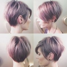 Pixie Bob Hairstyle Check more at http://baldstyle.net/15899/pixie-bob-hairstyle/