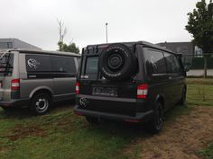 VW T5 TeCamp and Terock