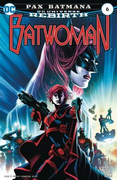 Batwoman #6 - Visit to grab an amazing super hero shirt now on sale!