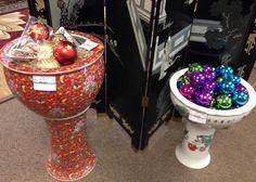 All vendor ornament half-off