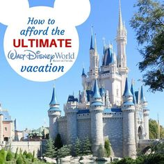 How Much a Disney World Vacation Costs