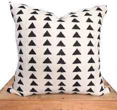 "18"" Mud Cloth Pillow"