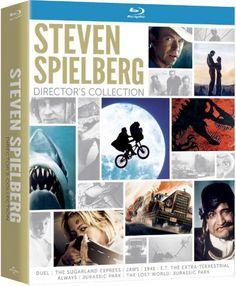 Documental 50 min Steven Spielberg