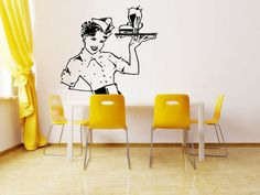 Wall Room Decor Art Vinyl Decal Sticker Mural Wisk Just Beat It Funny Kitchen Quote Poster Best Kitchen Designs, Modern Kitchen Design, Interior Design Kitchen, Kitchen Ideas, Wall Decor Stickers, Wall Decals, Wall Art, Wall Sticker, Art Vinyl