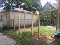 Патио на заднем дворике