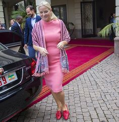 Ethiopia visit of Princess Mette-Marit and Prince Haakon