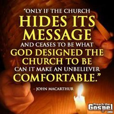 John macarthur dating unbelievers