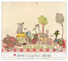 Love Local Food #usuextensionsustainability