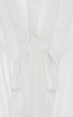 Pleated Sunburst Top  by ADEAM Now Available on Moda Operandi