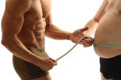 Idealer Körperfettanteil: Wie schlank solltest Du sein?