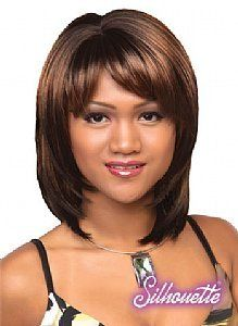 Silhouette, Synthetic Wig, Dubi, 3T27 by Silhouette. $18.99. Synthetic Wig. Synthetic wig