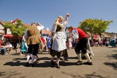 Danish Days - Solvang Danish Folk Dancers. they also dance on Copenhagen and Alisal Road the third Saturday of each month. http://www.solvangusa.com/explore-solvang/what-to-do/danish-days/