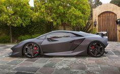Lamborghini's Sesto Elemento