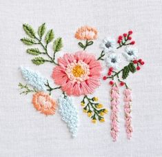 Embroidery Projects most Embroidery Thread London our Embroidery Patterns Kewpie Doll a Embroidery Library Happy Hour order Embroidery Designs Coupon Crewel Embroidery, Ribbon Embroidery, Cross Stitch Embroidery, Embroidery Designs, Embroidery Tattoo, Embroidery Patterns Free, Hand Embroidery Patterns Flowers, Hand Embroidery Tutorial, Embroidery Needles
