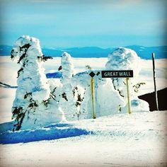 My favourite ski run at Apex Mountain @juliahasacat #love #instagram #instagood #photooftheday #tweegram #instamood #me #iphonesia #autumn #2012 #jj #picoftheday #iphoneonly #instalove #ski #snowboard #mountain #nature #sport #beauty #scenery #life #snow #canada #apexmountain