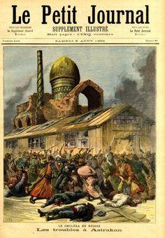 Le Petit Journal, 1891-1893