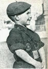 Spain - 1936-39. - GC - Frente de Juventudes de Falange.