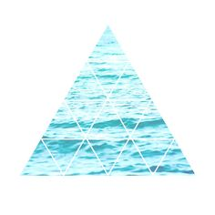✈ Geometric Design Ocean Waves Print by JaneRovers via Etsy. Perfect for the beach house. Tropical Tile, Poster Layout, Nautical Home, Ocean Waves, Decoration, Outdoor Blanket, Artsy, Happy Things, Prints