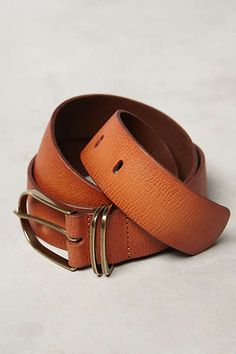Wynds Leather Belt