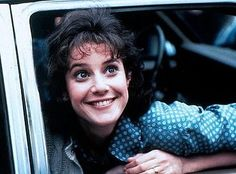 """She made great impressions in """"Urban Cowboy"""" and """"Officer and a Gentleman,"""" but it was """"Terms of Endearment"""" that showed us how brilliant and natural Debra Winger is. The film's final moments are brief, yet her absence in those moments is felt profoundly. Debra Winger, An Officer And A Gentleman, Oscar Winning Movies, Image Film, Terms Of Endearment, Urban Cowboy, Shirley Maclaine, Richard Gere, John Travolta"""